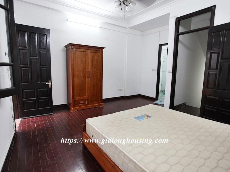 Small and warm house for rent near Sheraton, Tu Ho street 12