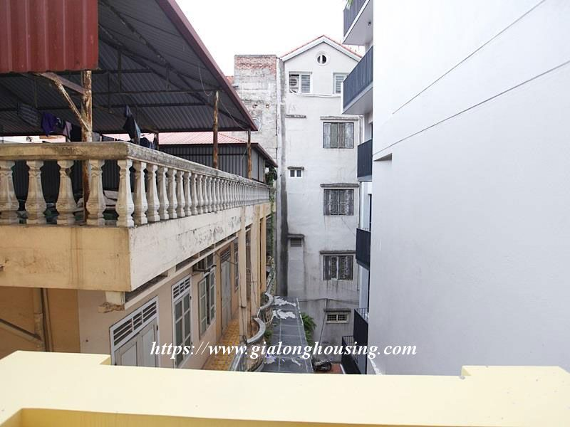 Small and warm house for rent near Sheraton, Tu Ho street 13