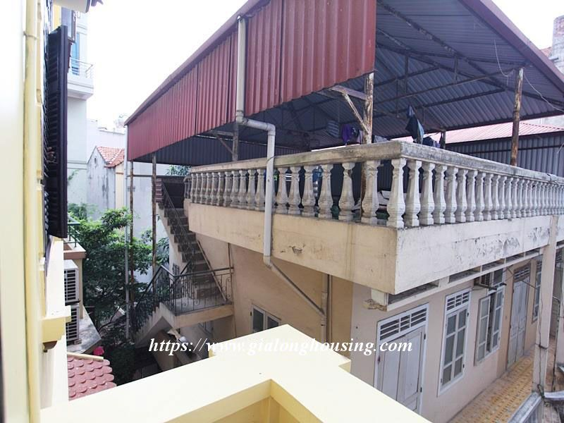 Small and warm house for rent near Sheraton, Tu Ho street 14