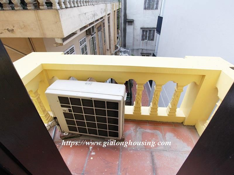 Small and warm house for rent near Sheraton, Tu Ho street 15
