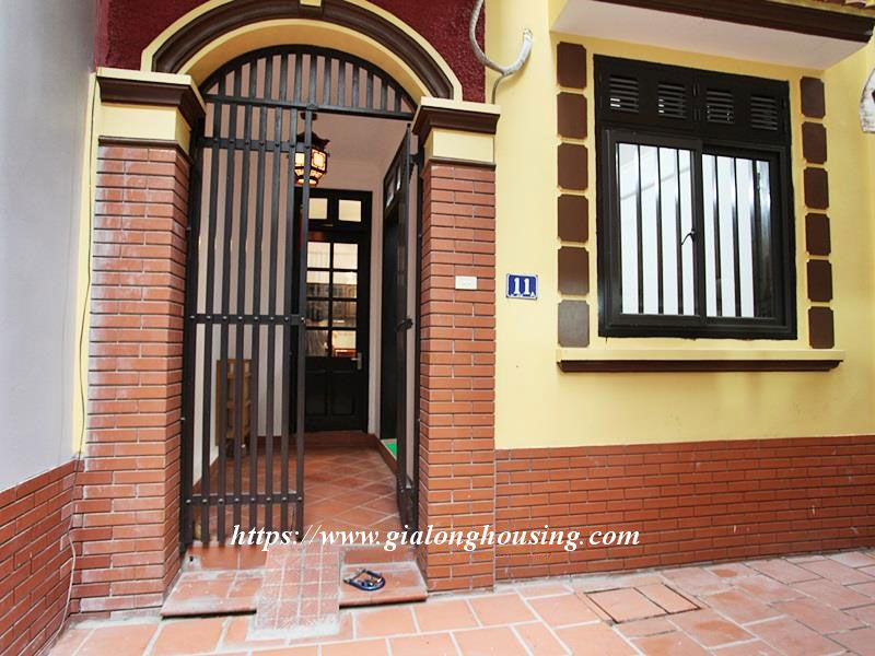 Small and warm house for rent near Sheraton, Tu Ho street 2