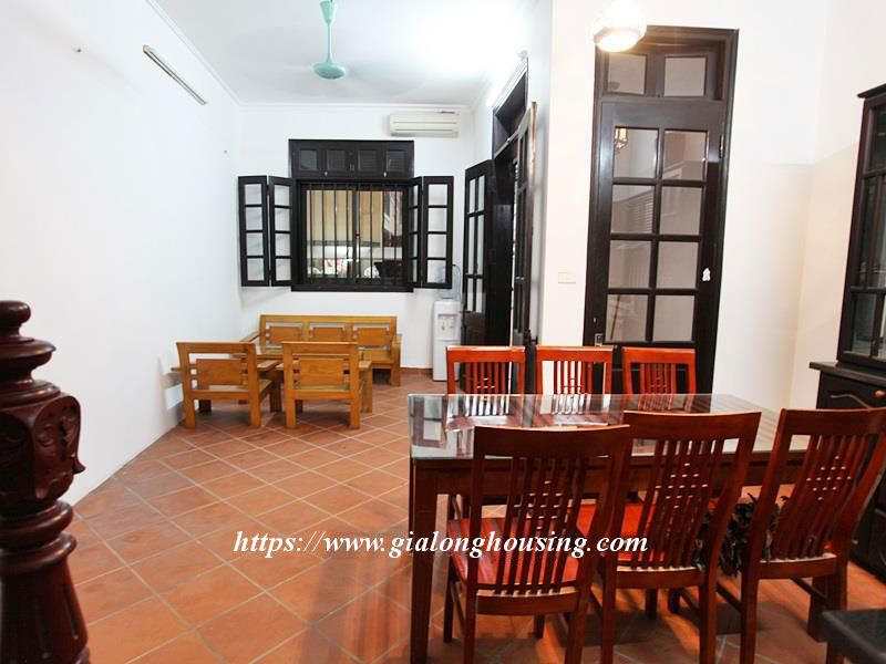 Small and warm house for rent near Sheraton, Tu Ho street 5