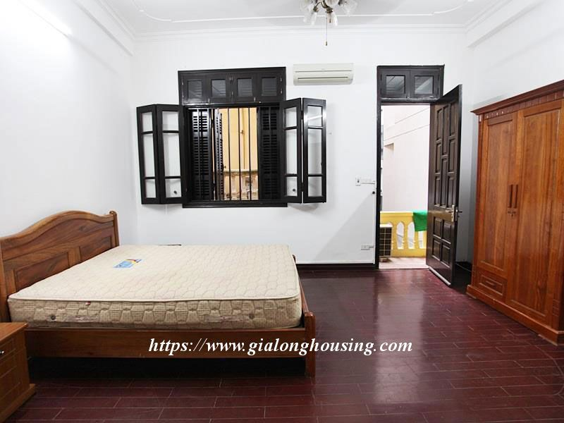 Small and warm house for rent near Sheraton, Tu Ho street 7