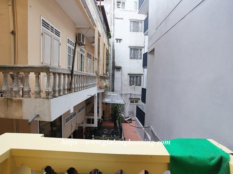 Small and warm house for rent near Sheraton, Tu Ho street 8