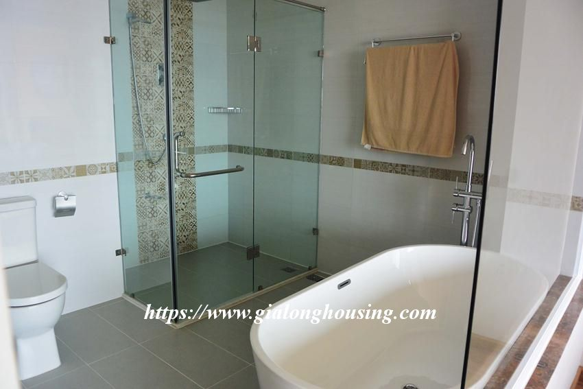3 bedroom big apartment in To Ngoc Van for rent 10