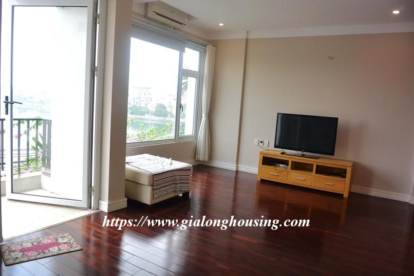 3 bedroom big apartment in To Ngoc Van for rent 11