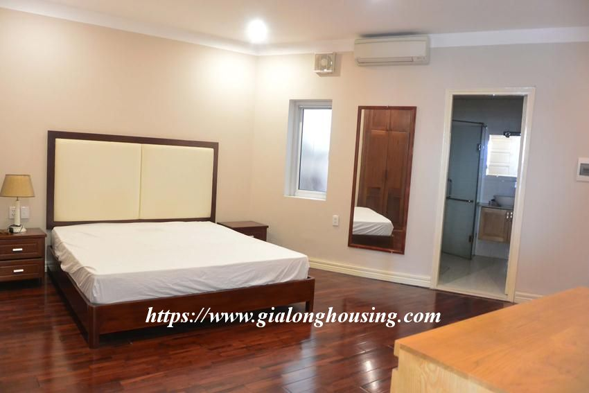 3 bedroom big apartment in To Ngoc Van for rent 12
