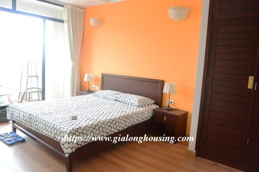 3 bedroom big apartment in To Ngoc Van for rent 14