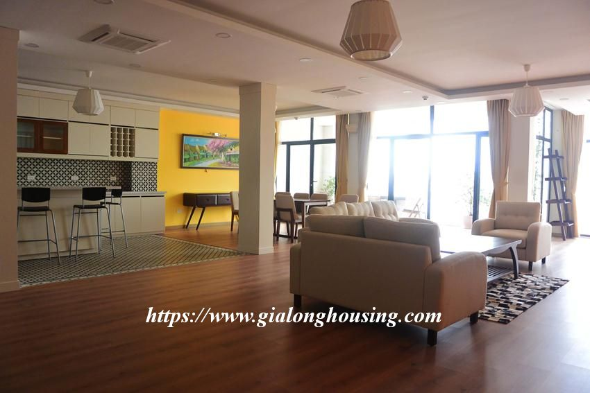 3 bedroom big apartment in To Ngoc Van for rent 3