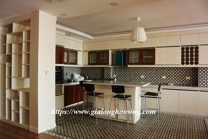 3 bedroom big apartment in To Ngoc Van for rent 4