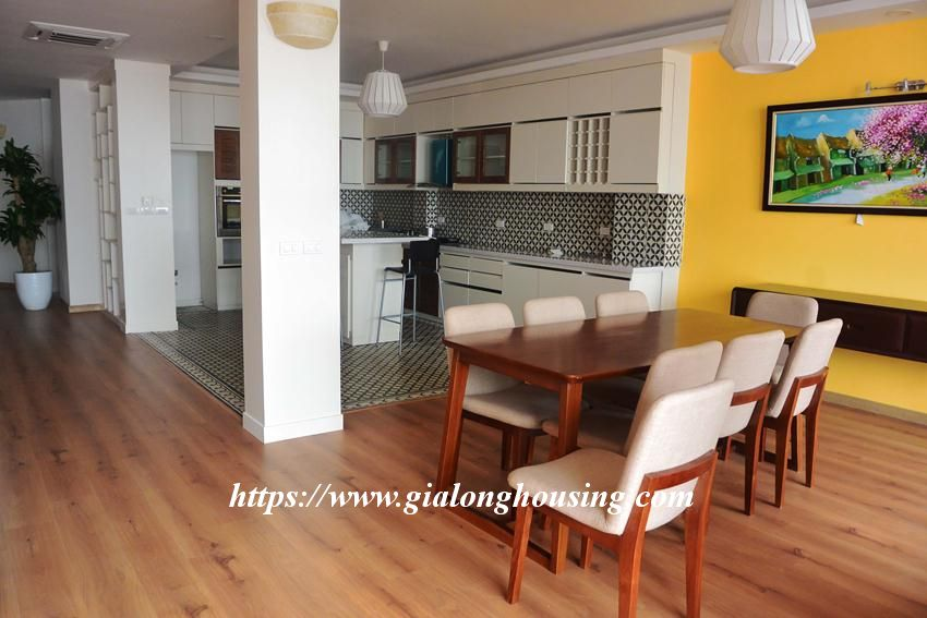 3 bedroom big apartment in To Ngoc Van for rent 5
