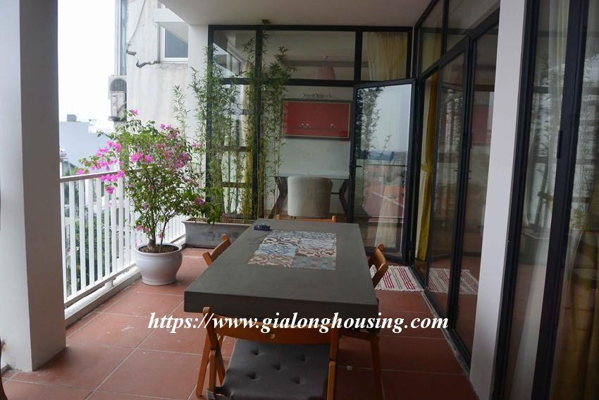 3 bedroom big apartment in To Ngoc Van for rent 6
