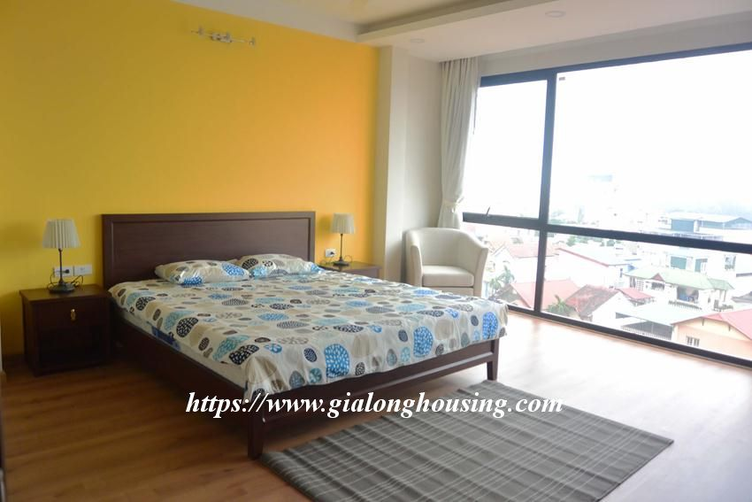 3 bedroom big apartment in To Ngoc Van for rent 7