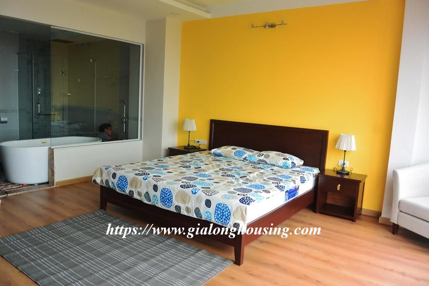 3 bedroom big apartment in To Ngoc Van for rent 8