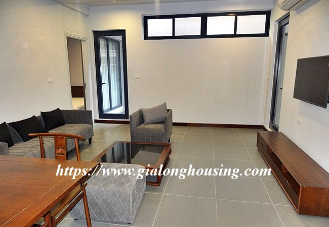 Cozy and modern apartment in Tu Hoa, near Xuan Dieu for rent 1