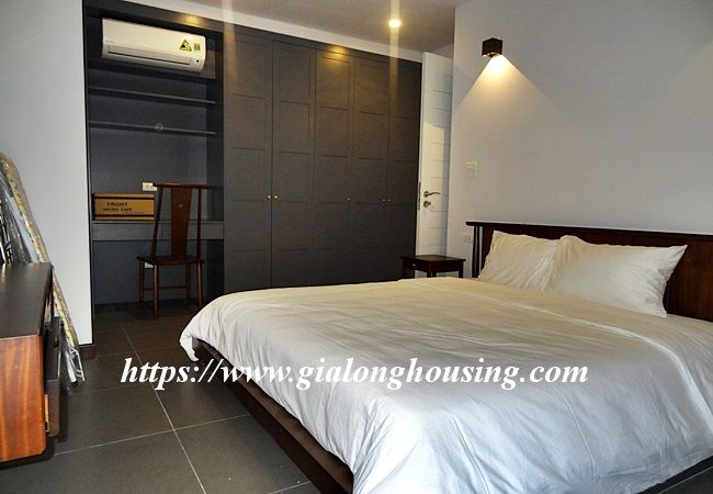 Cozy and modern apartment in Tu Hoa, near Xuan Dieu for rent 10