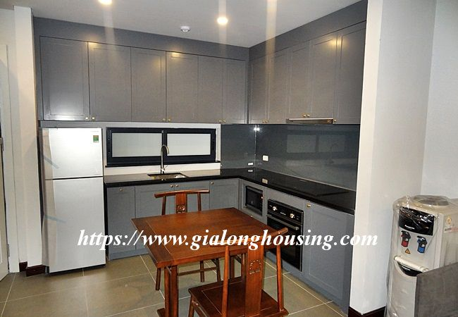 Cozy and modern apartment in Tu Hoa, near Xuan Dieu for rent 3