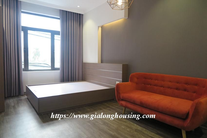 Studio apartment for rent in Giang Vo street 2