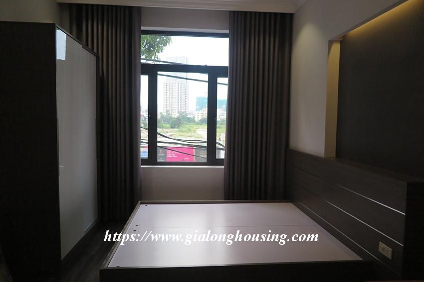 Studio apartment for rent in Giang Vo street 3