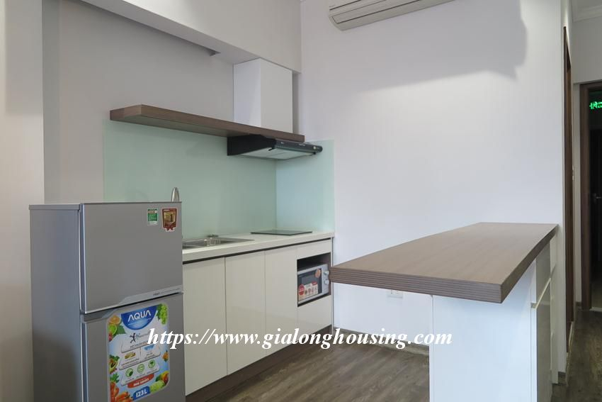 Studio apartment for rent in Giang Vo street 5