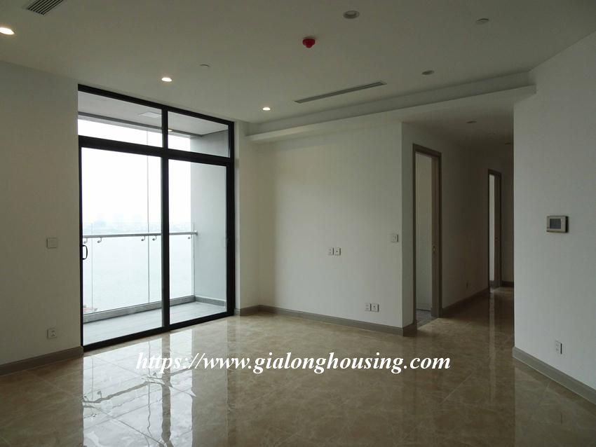 Sun Grand City 69B Thuy Khue : unfurnished apartment for rent 1