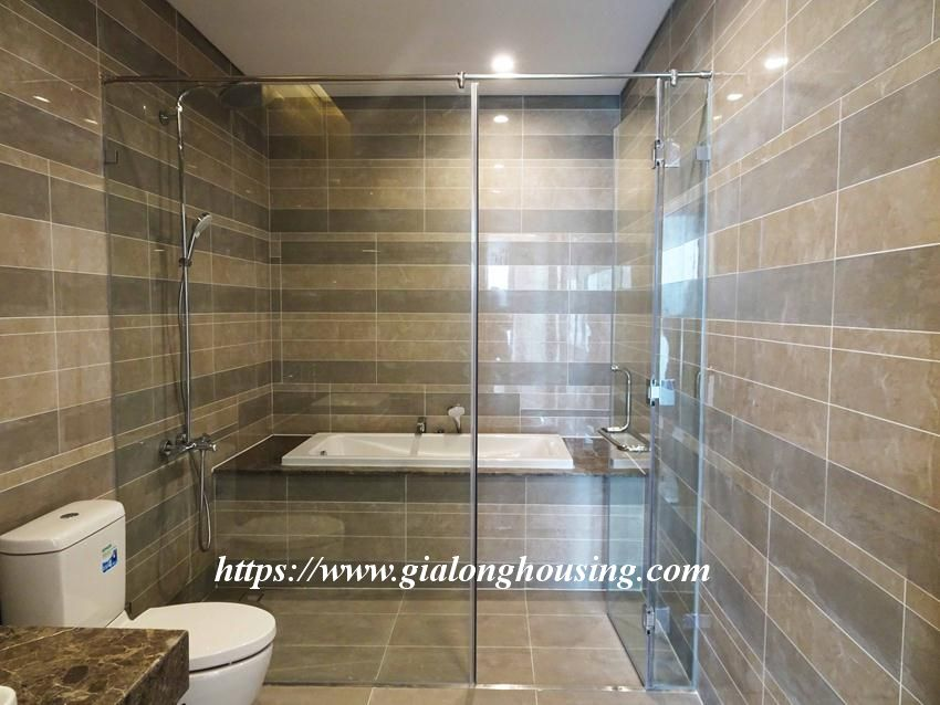 Sun Grand City 69B Thuy Khue : unfurnished apartment for rent 16