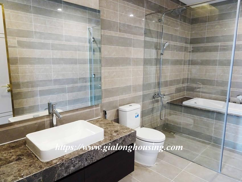 Sun Grand City 69B Thuy Khue : unfurnished apartment for rent 17