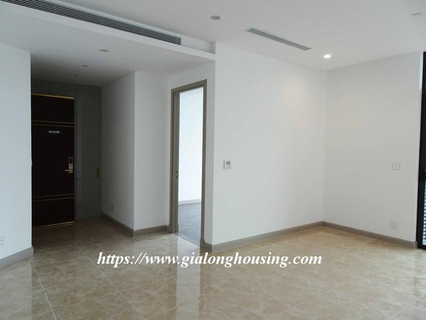 Sun Grand City 69B Thuy Khue : unfurnished apartment for rent 3