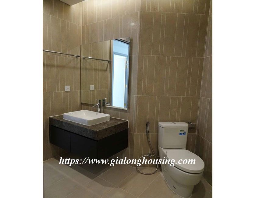 Sun Grand City 69B Thuy Khue : unfurnished apartment for rent 2