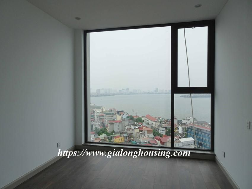 Sun Grand City 69B Thuy Khue : unfurnished apartment for rent 5