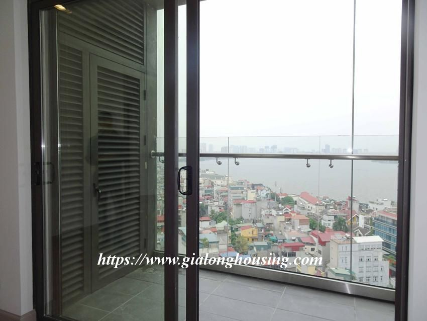 Sun Grand City 69B Thuy Khue : unfurnished apartment for rent 9