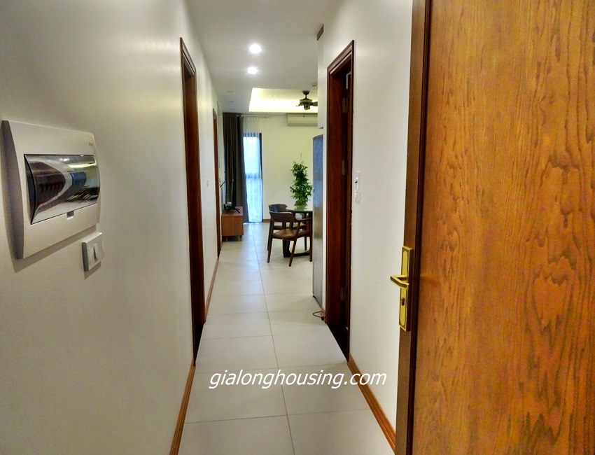 Brand new apartment for rent in Trinh Cong Son street 1