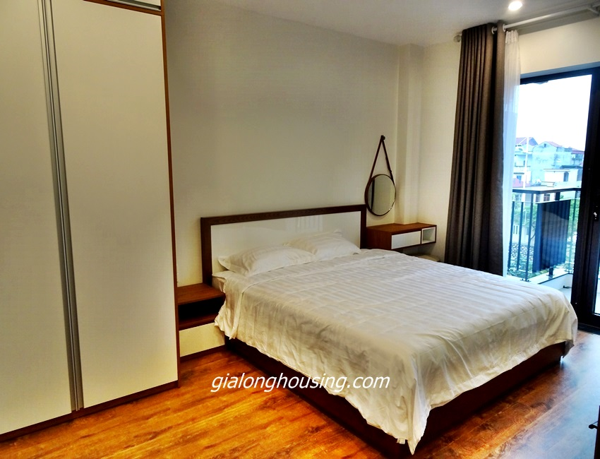 Brand new apartment for rent in Trinh Cong Son street 10