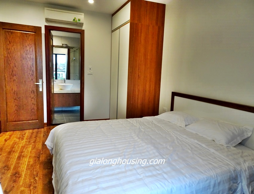 Brand new apartment for rent in Trinh Cong Son street 11