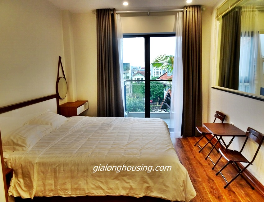 Brand new apartment for rent in Trinh Cong Son street 12
