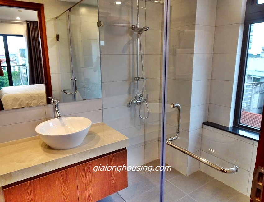 Brand new apartment for rent in Trinh Cong Son street 13