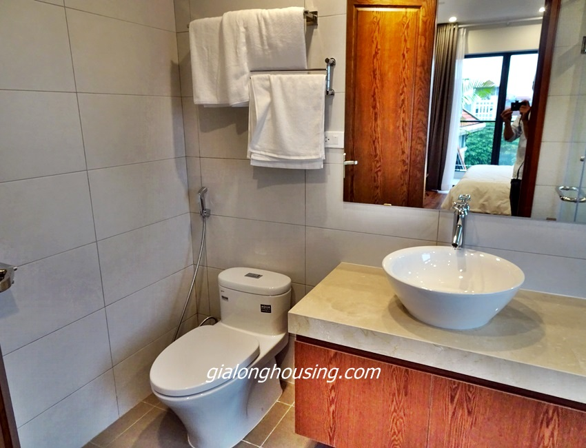 Brand new apartment for rent in Trinh Cong Son street 14