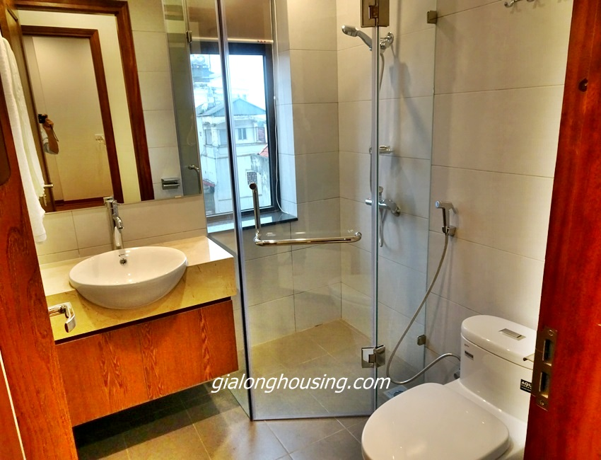 Brand new apartment for rent in Trinh Cong Son street 2