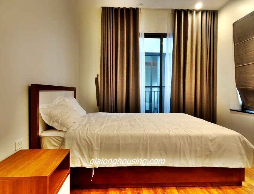 Brand new apartment for rent in Trinh Cong Son street 3