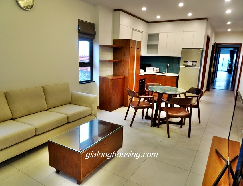 Brand new apartment for rent in Trinh Cong Son street 6