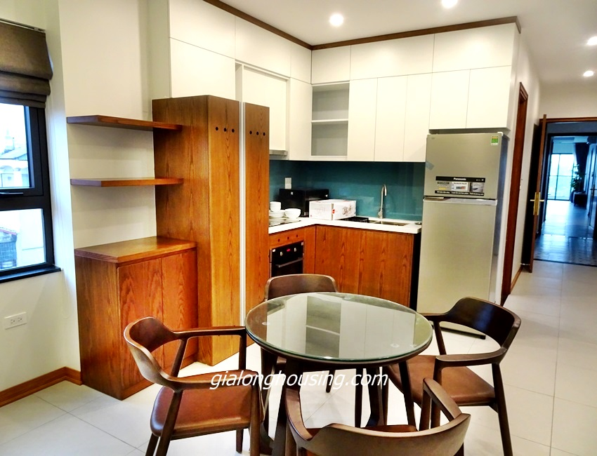 Brand new apartment for rent in Trinh Cong Son street 8
