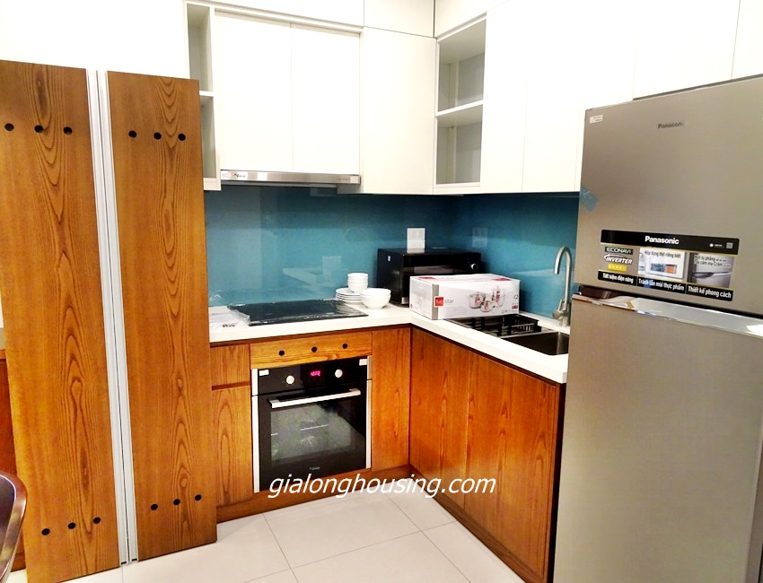 Brand new apartment for rent in Trinh Cong Son street 9