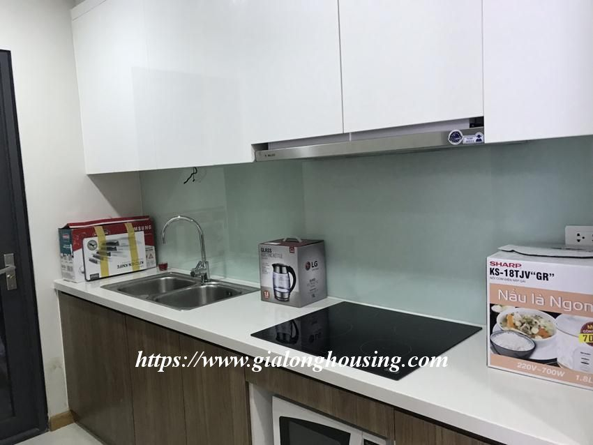 Brand new 2 bedroom apartment in Discovery Complex Cau Giay 2