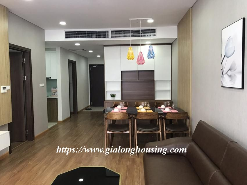 Brand new 2 bedroom apartment in Discovery Complex Cau Giay 8