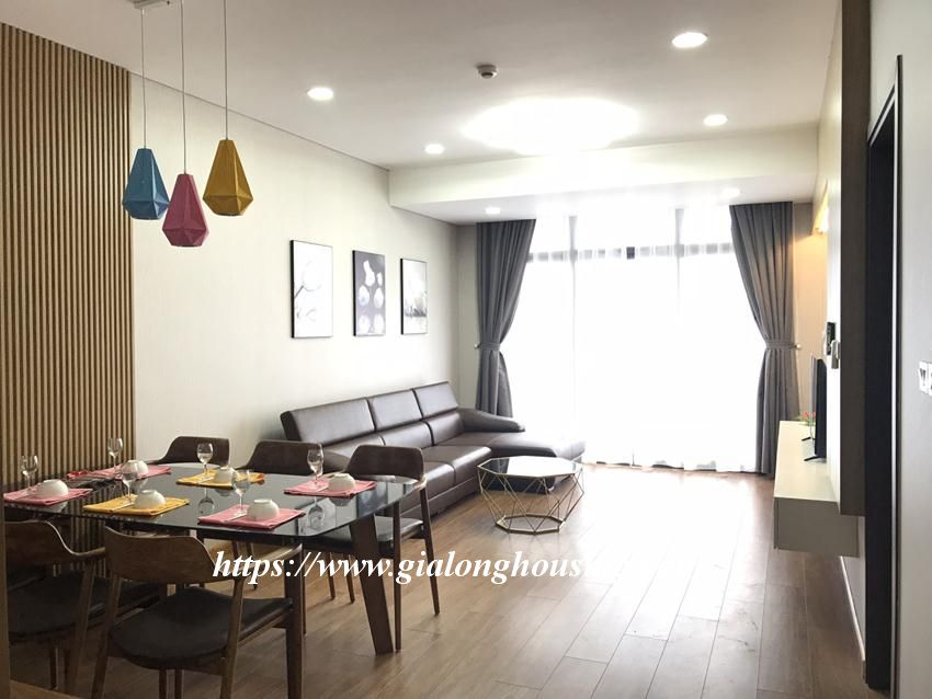 Brand new 2 bedroom apartment in Discovery Complex Cau Giay 6