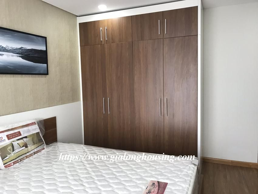 Brand new 2 bedroom apartment in Discovery Complex Cau Giay 12