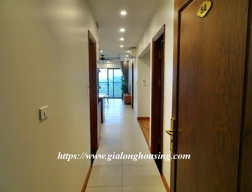 Two bedroom brand new apartment in Trinh Cong Son for rent 1