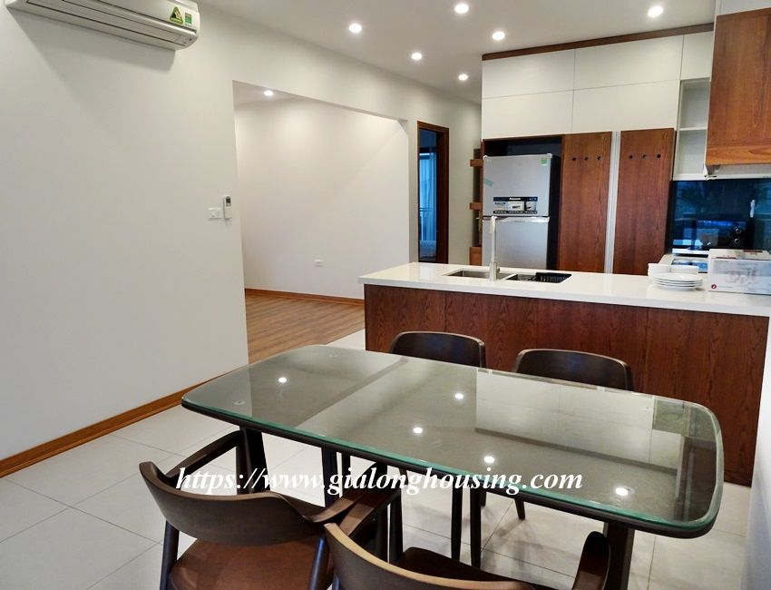 Two bedroom brand new apartment in Trinh Cong Son for rent 10