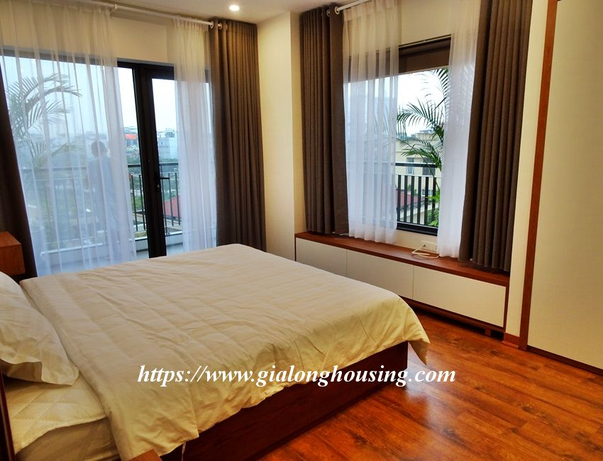 Two bedroom brand new apartment in Trinh Cong Son for rent 11