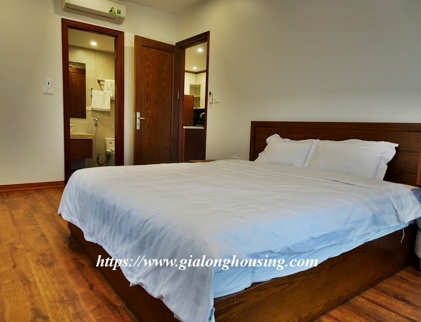 Two bedroom brand new apartment in Trinh Cong Son for rent 15